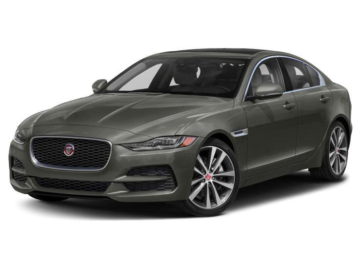 New Jaguar XE near Raleigh