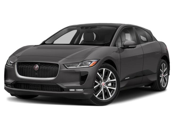 New Jaguar I-PACE near Raleigh