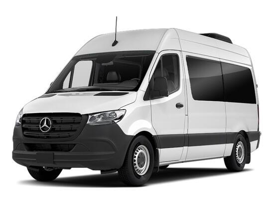 New Mercedes-Benz Sprinter Cargo Van Medford, OR