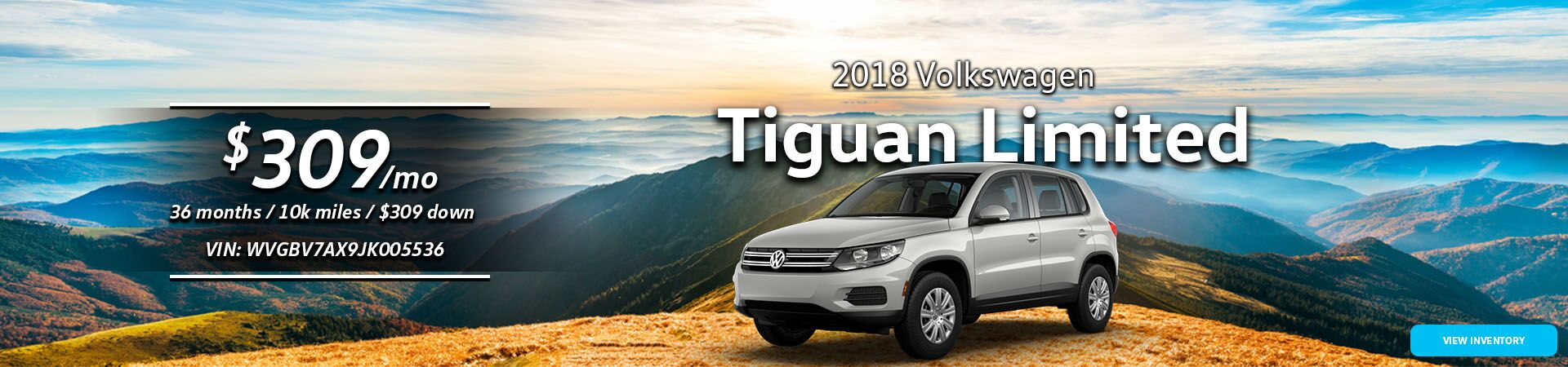 August Tiguan Limited Slide