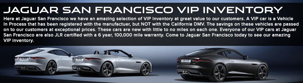 VIP INVENTORY