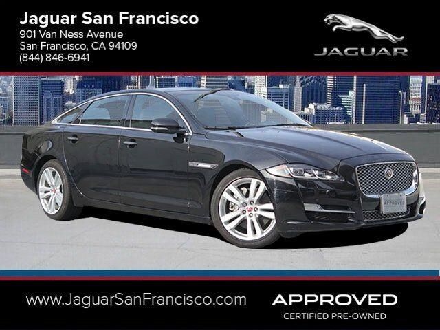 2016 Jaguar XJ XJL Portfolio