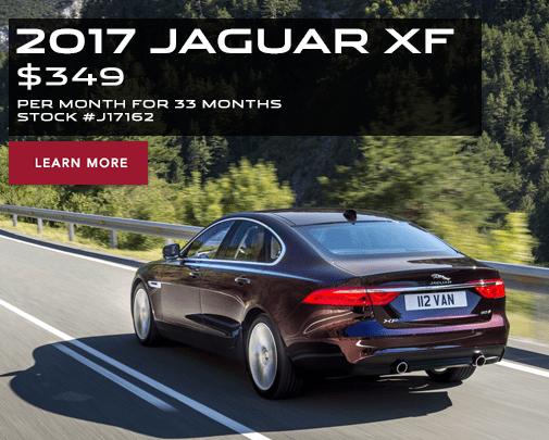 2017 Jaguar XF Supercharged