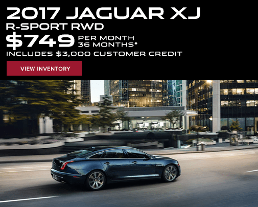 2017 Jaguar XJR