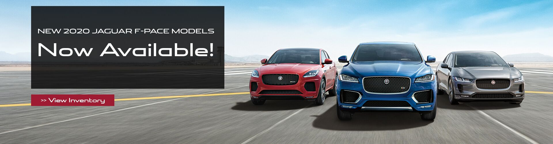 NEW 2020 Jaguar F-PACE Models in Boerne & San Antonio TX