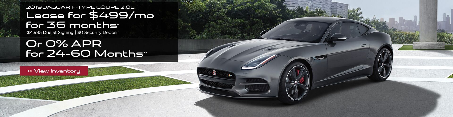 New 2019 F-TYPE in San Antonio TX, serving Boerne, San Marcos