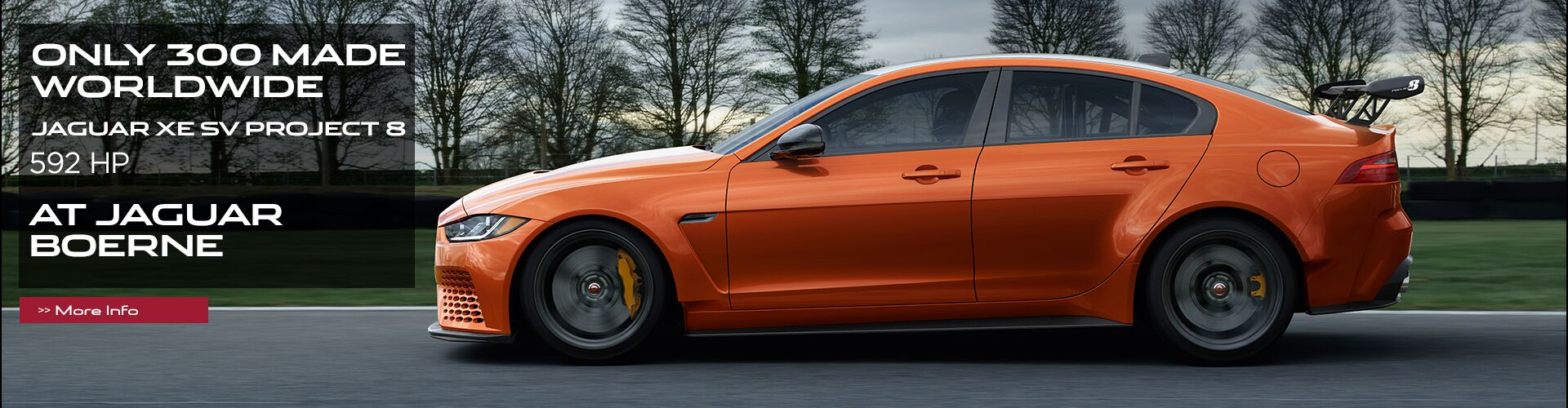 Jaguar XE SV Project 8 - Only 300 Made!