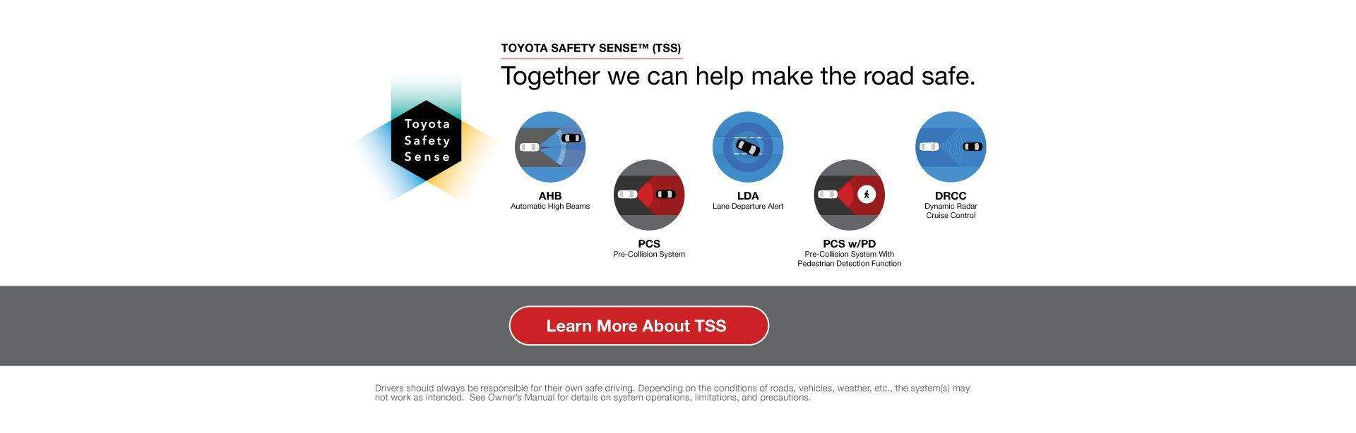 NAT - TSS Toyota Safety Sense