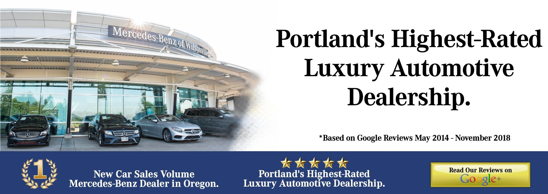 Mercedes-Benz Dealership Portland OR Used Cars Mercedes ...