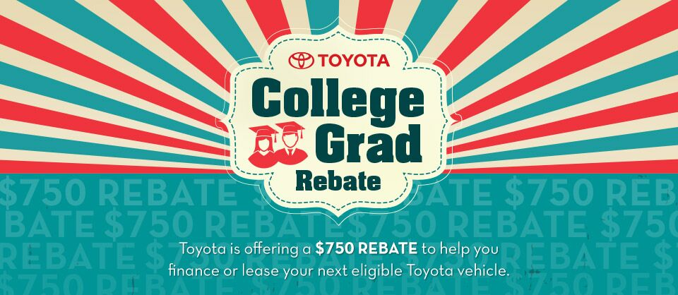 The College Graduate Program at Perry Motors Toyota