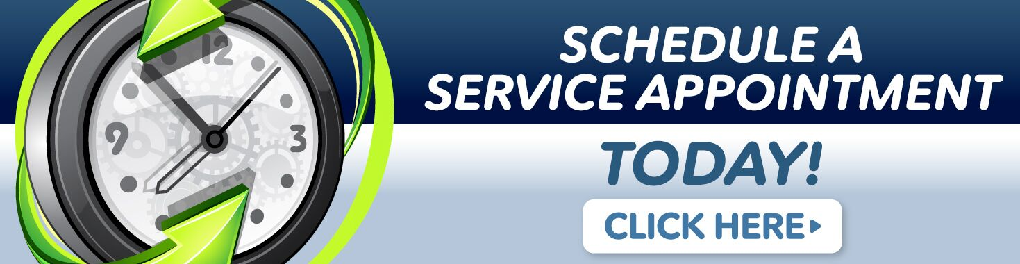Click Here to Schedule A Service Appointment Today!