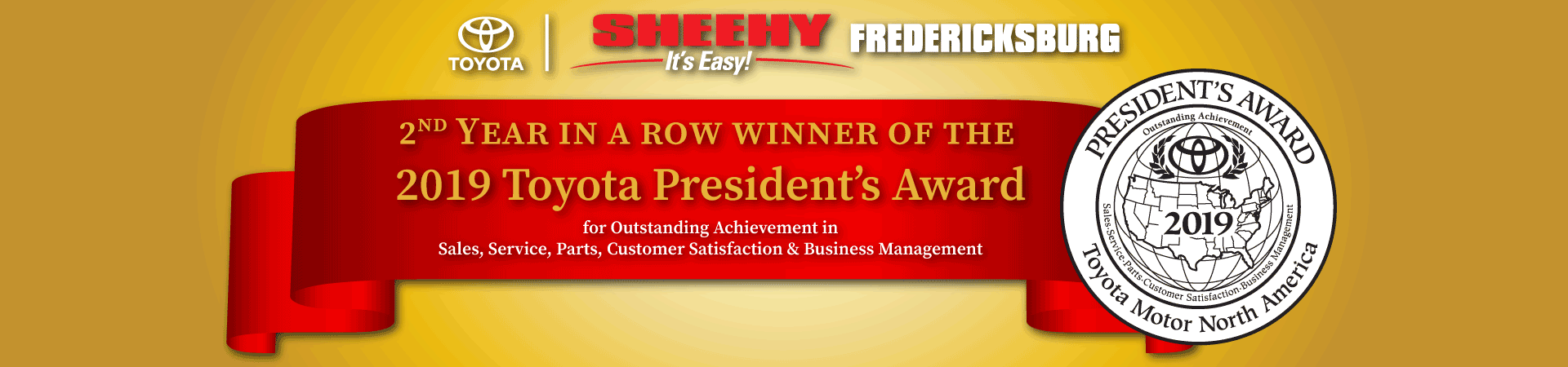Presidents' Award