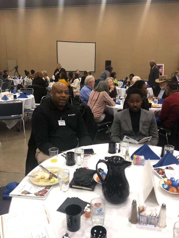 MLK Breakfast 1
