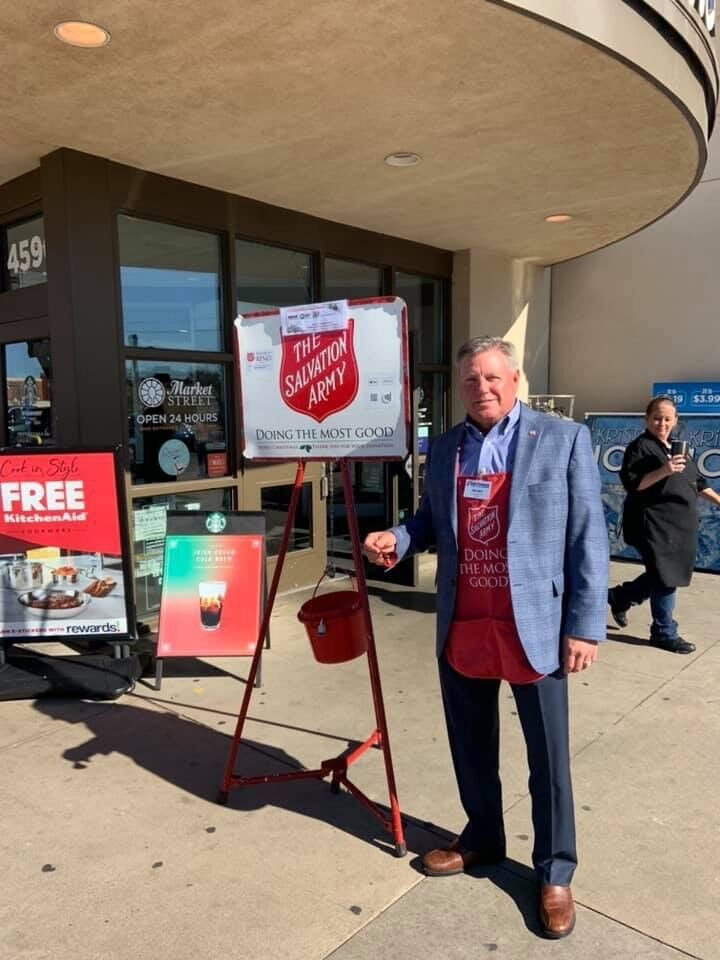 Salvation Army 2019 Paul