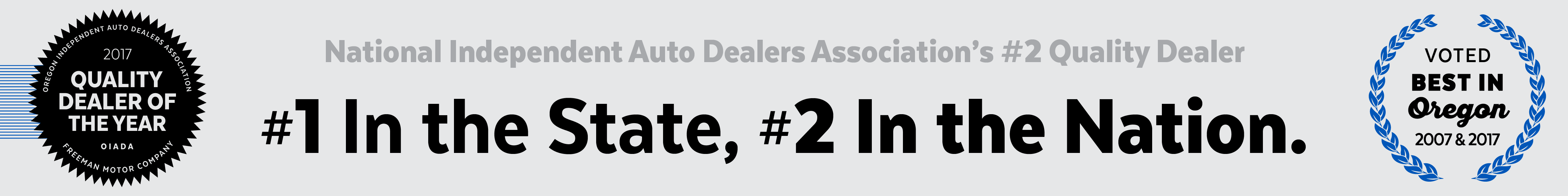Dealer of the Year 2017