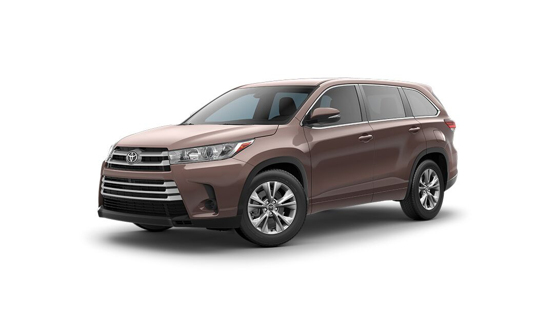 Toyota Highlander Gas Model