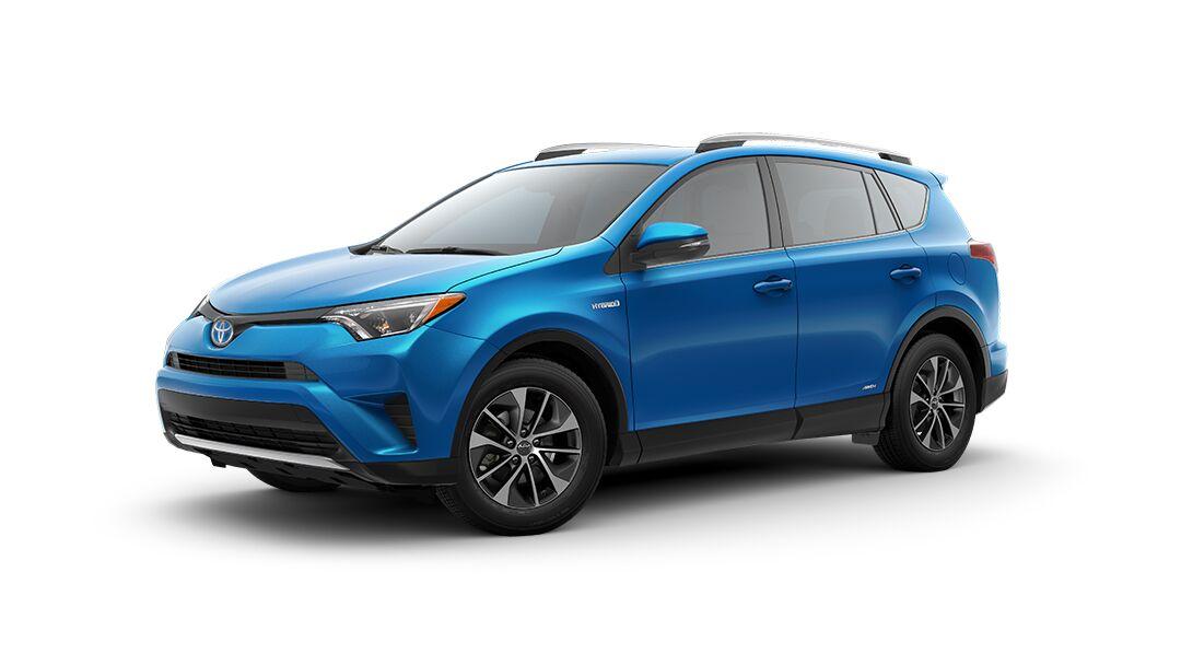 Toyota RAV4 LE Hybrid AWD- Lease