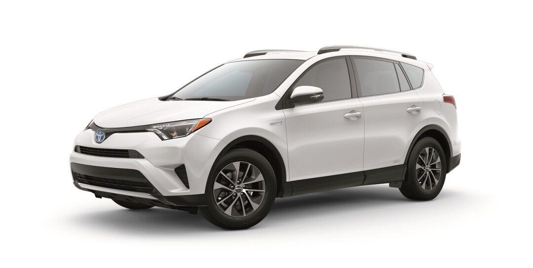 Toyota RAV4 LE Hybrid- Lease