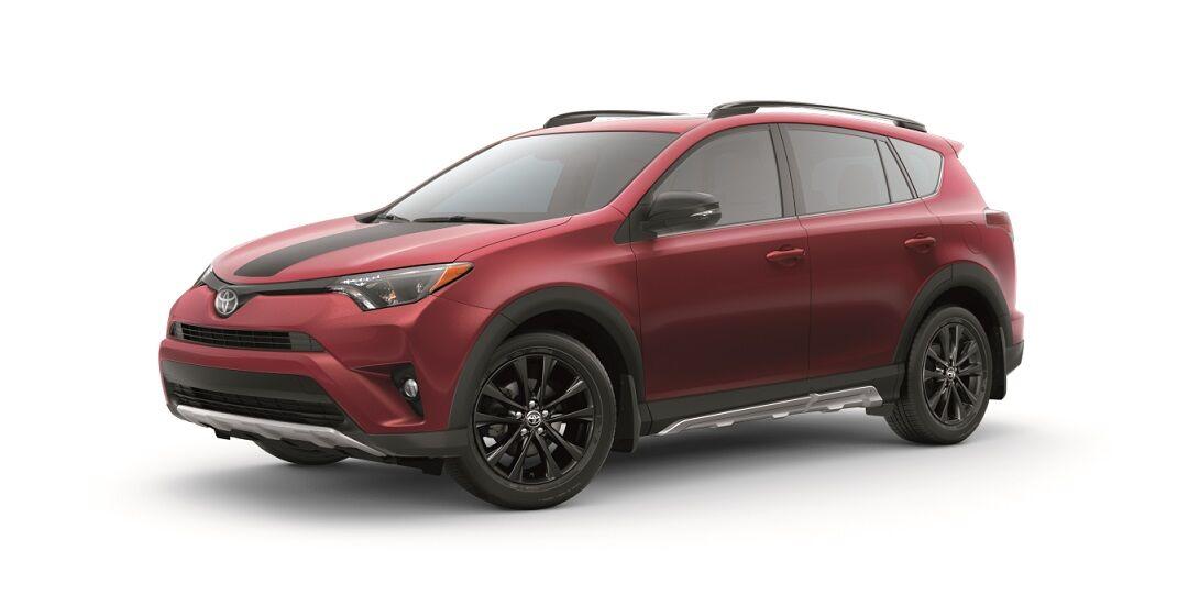Toyota Rav4 Adventure AWD- Lease