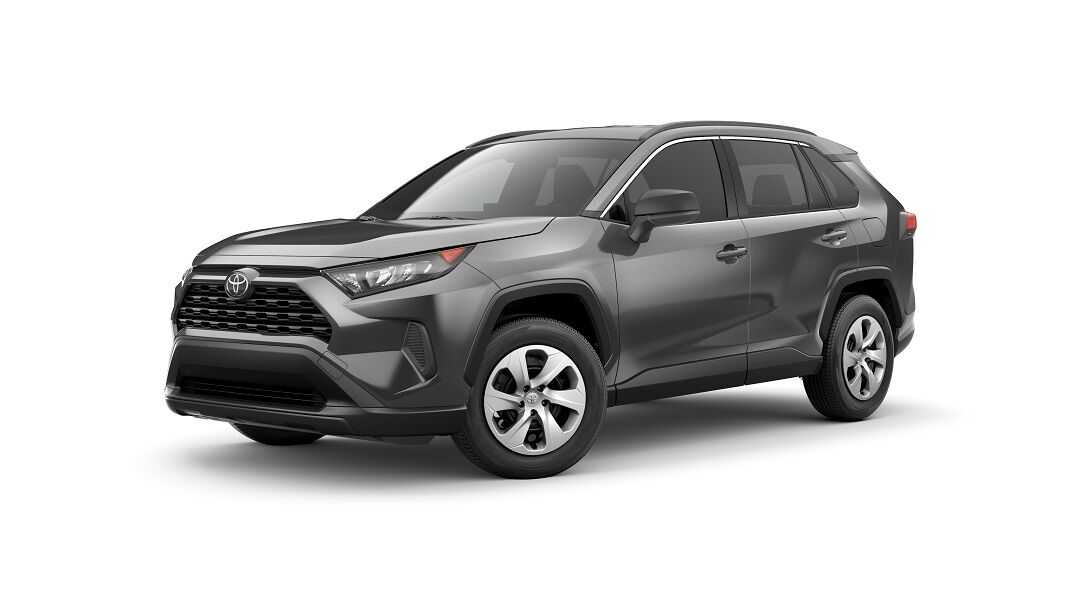 2019 RAV4 LE AWD- Lease
