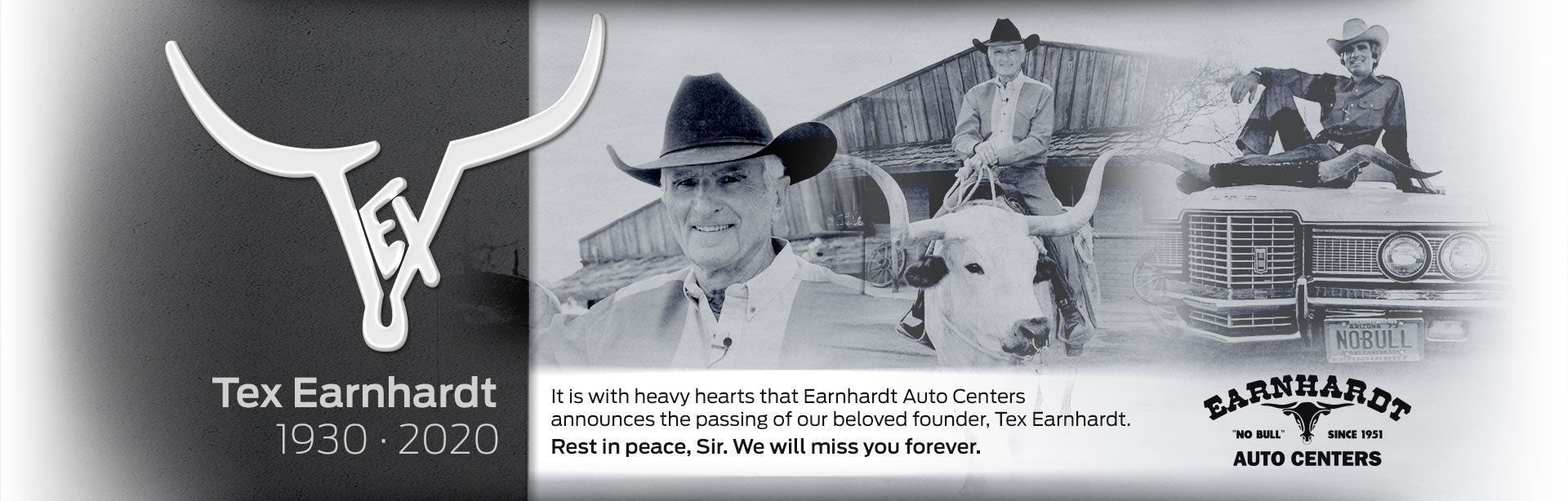 Passing of Tex