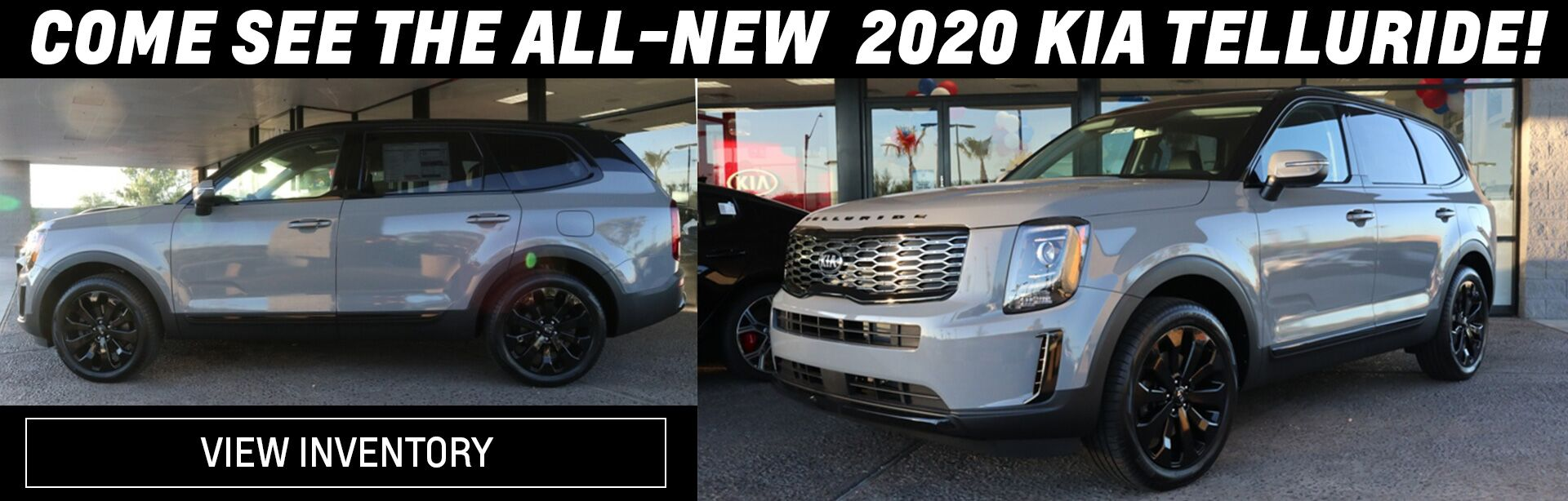 NOW AVAILABLE - Kia Telluride
