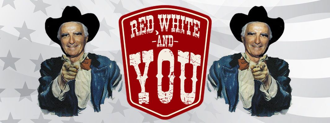 Red White and YOU Sales Event