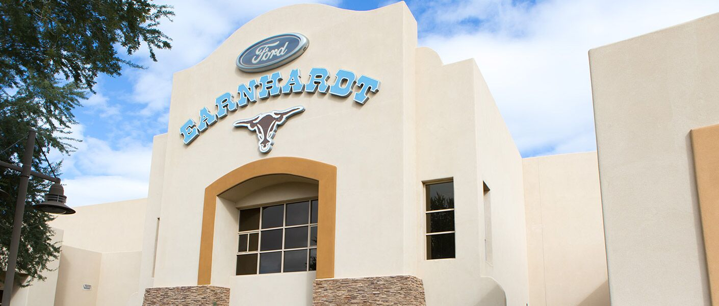 Phoenix AZ Ford Truck Dealer Earnhardt Ford Chandler Arizona