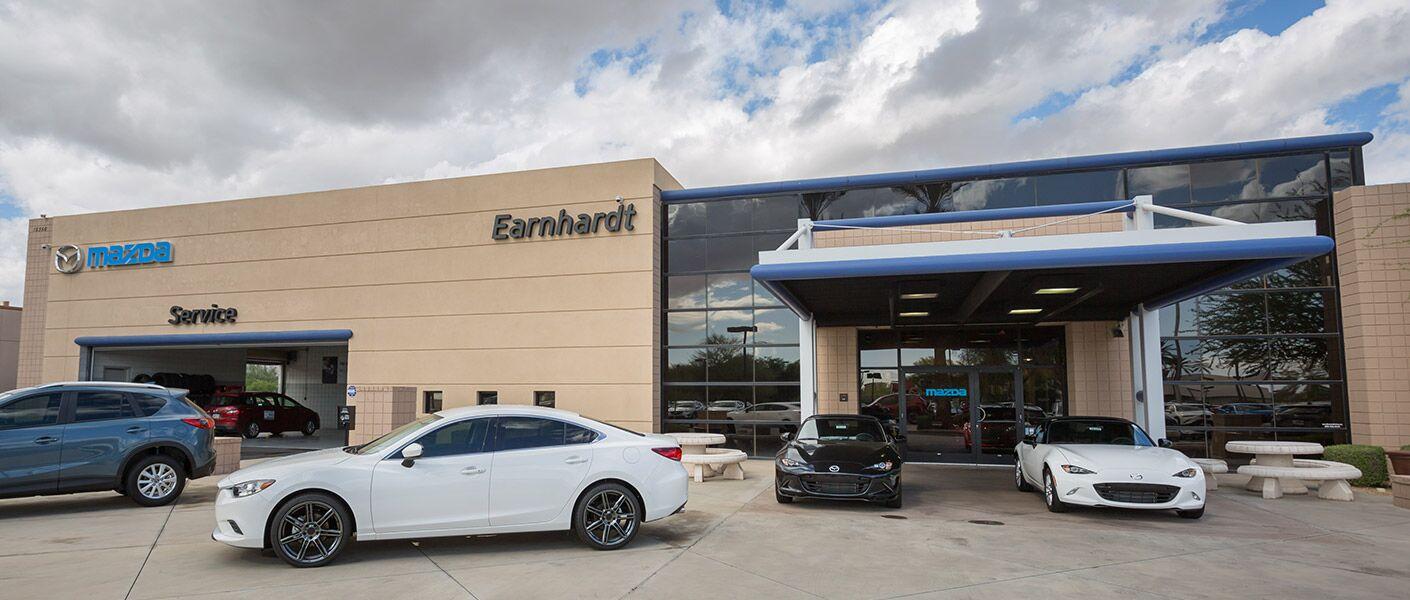 Earnhardt Mazda Dealer in Scottsdale Closed
