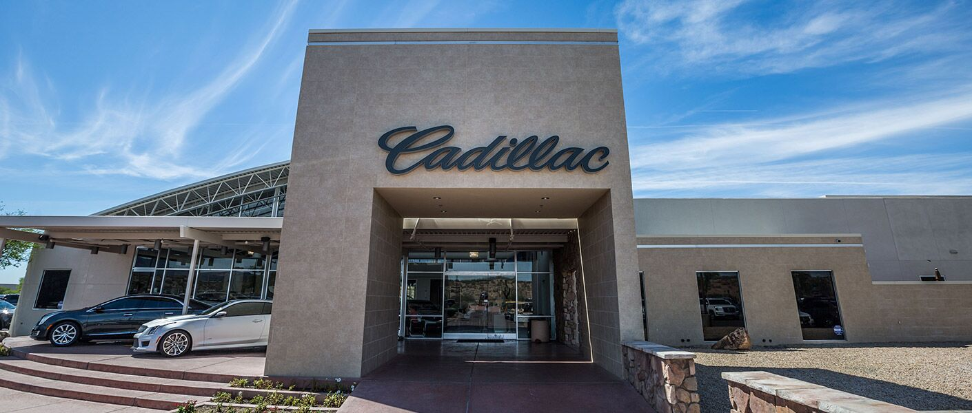 Phoenix Az Cadillac Luxury Car Dealer Earnhardt Cadillac Scottsdale