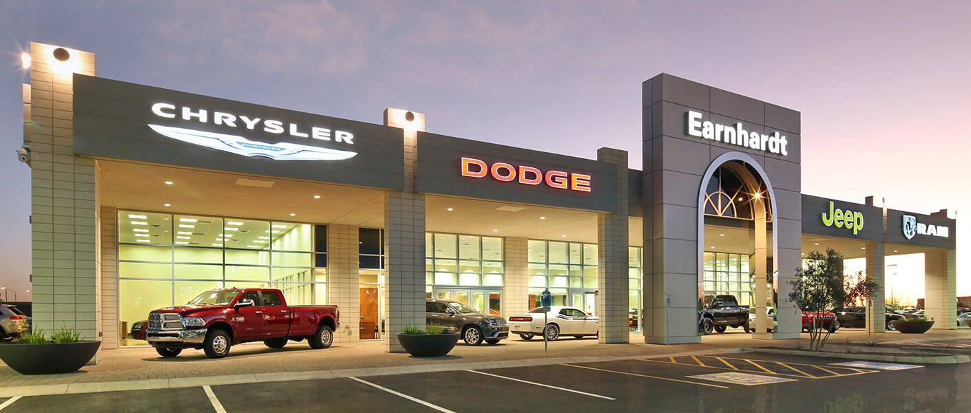 Earnhardt Chrysler In Phoenix AZ Arizona Chrysler Dealer - Chrysler dealership phone number