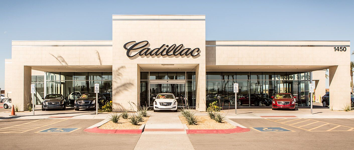 Phoenix Az Cadillac Luxury Car Dealer Earnhardt Chandler