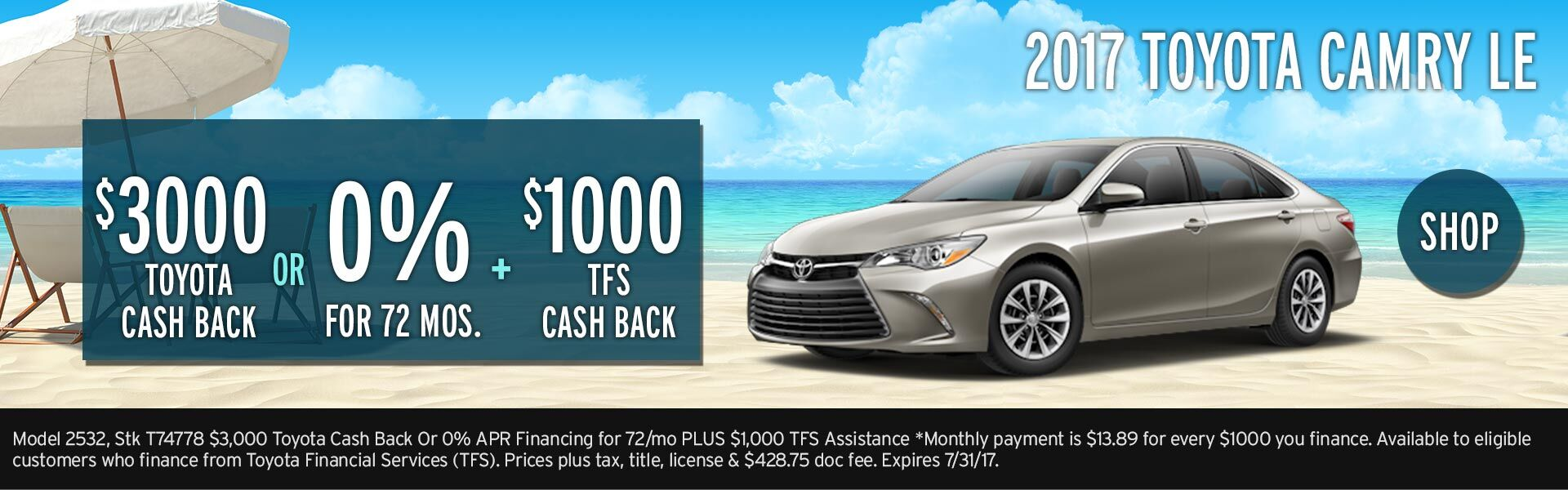 Camry July