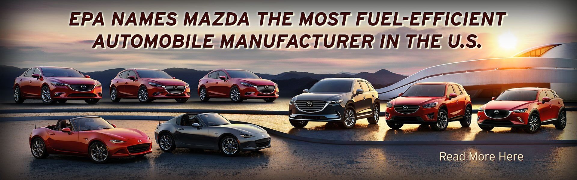 Mazda Most Fuel Efficient