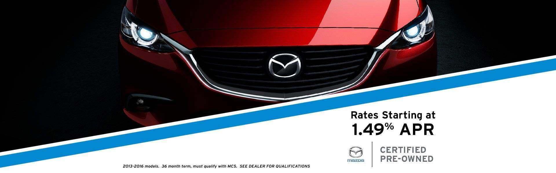 Mazda Certified Pre-Owned