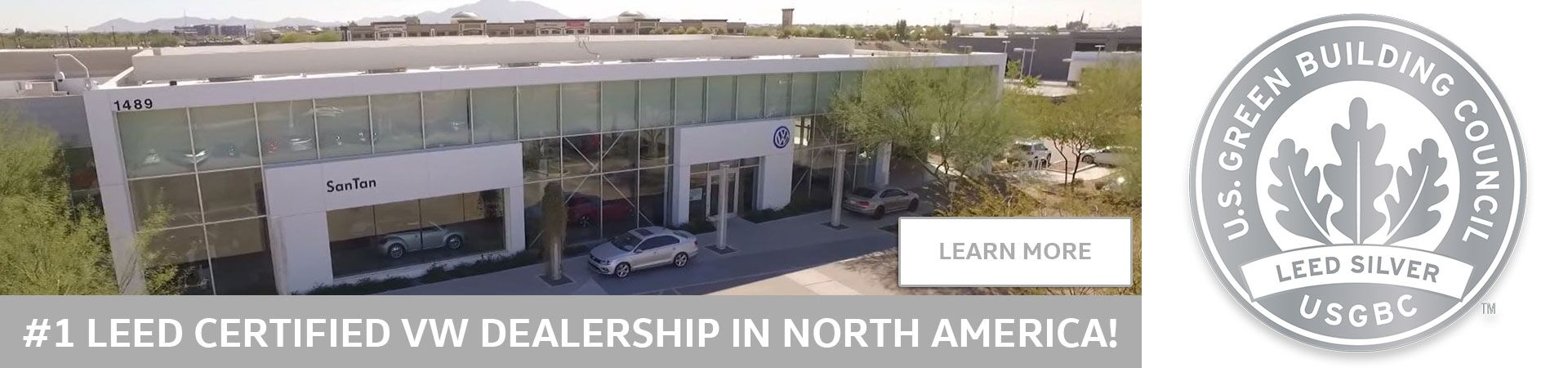 LEED Certified Dealership