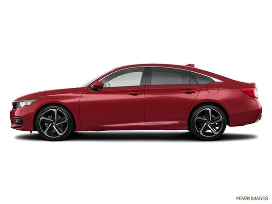 2021 Honda Accord Sedan EX-L 1.5T CVT