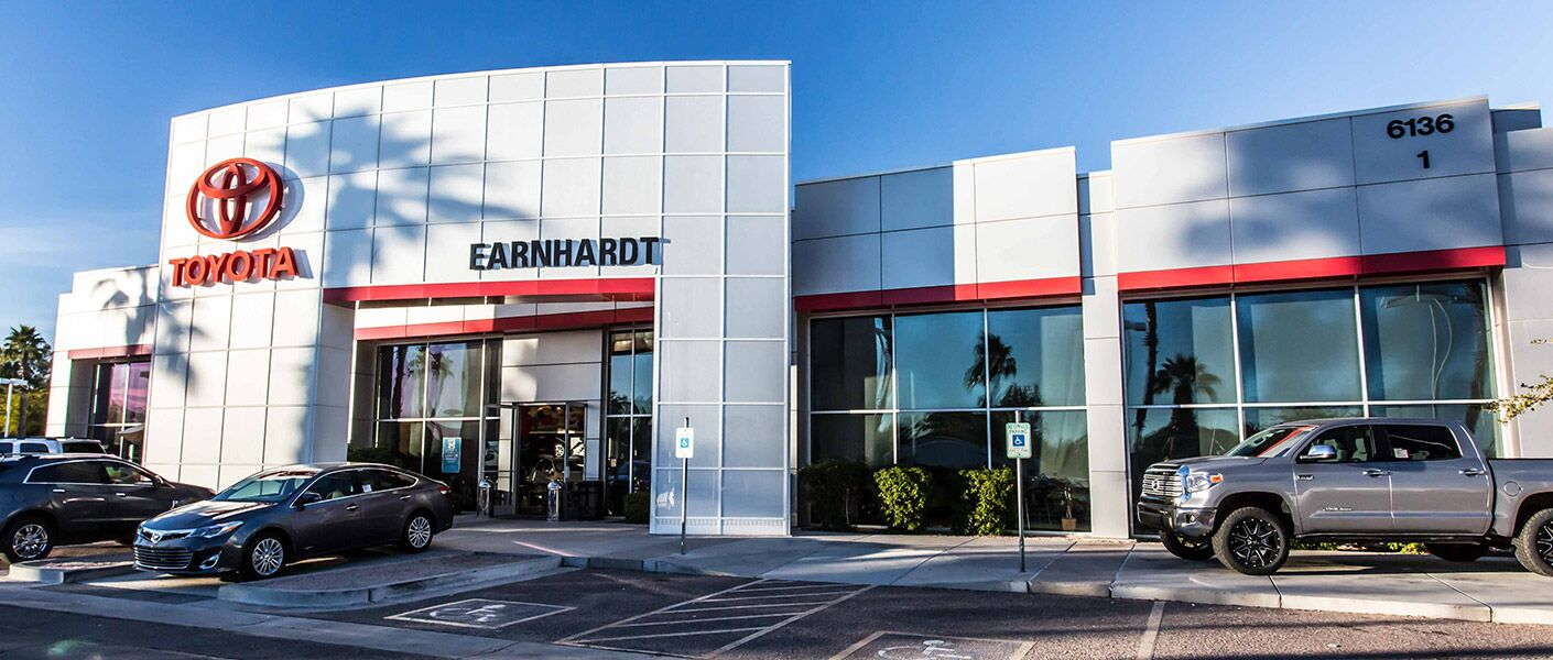 Earnhardt Toyota Dealer In Mesa Phoenix Az New Toyota