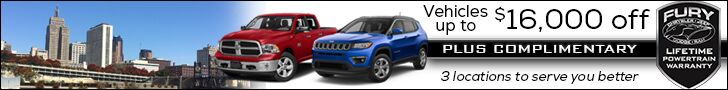 Vehicles Up to $16,000