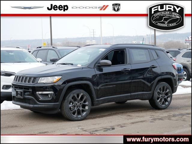 2021 Jeep Compass 80th Special Edition 4x4
