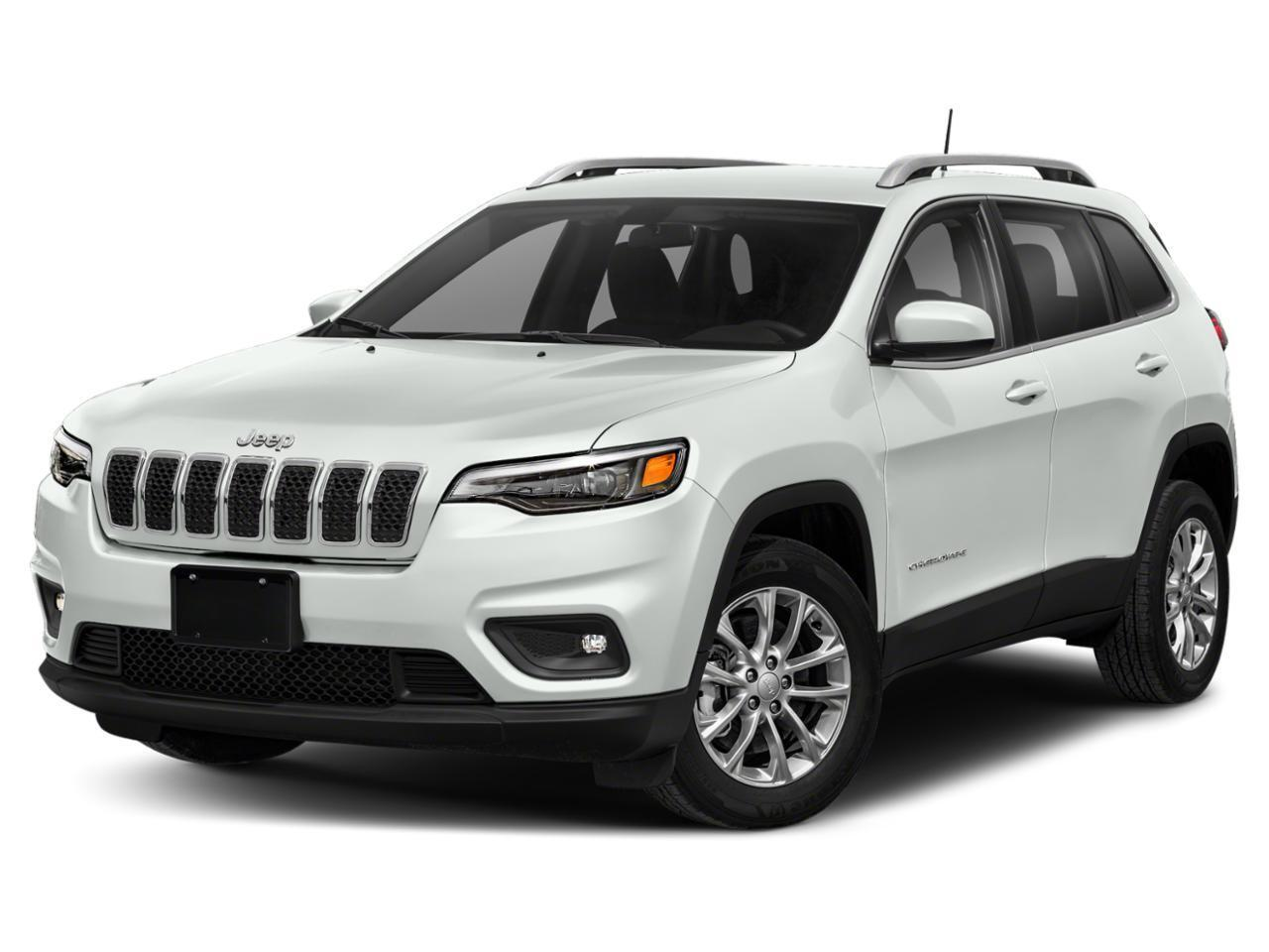 2021 Jeep Cherokee 80th Anniversary 4x4
