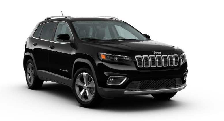 2020 Cherokee Limited 4x4