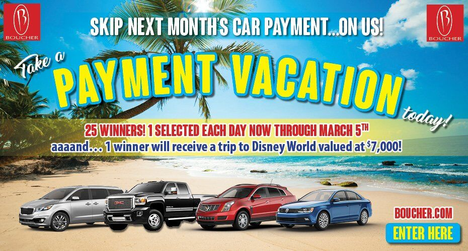 Payment Vacation