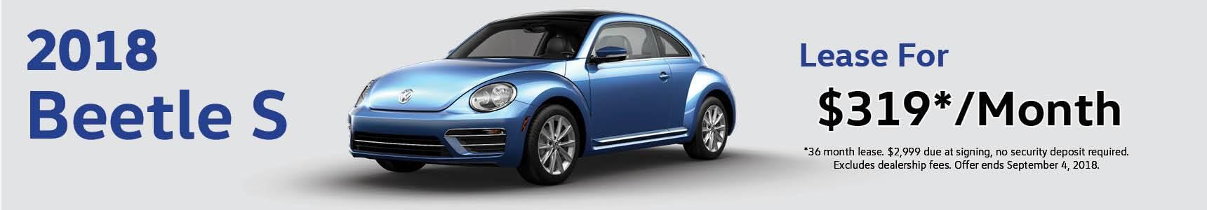 New Volkswagen Beetle Brookfield Wi