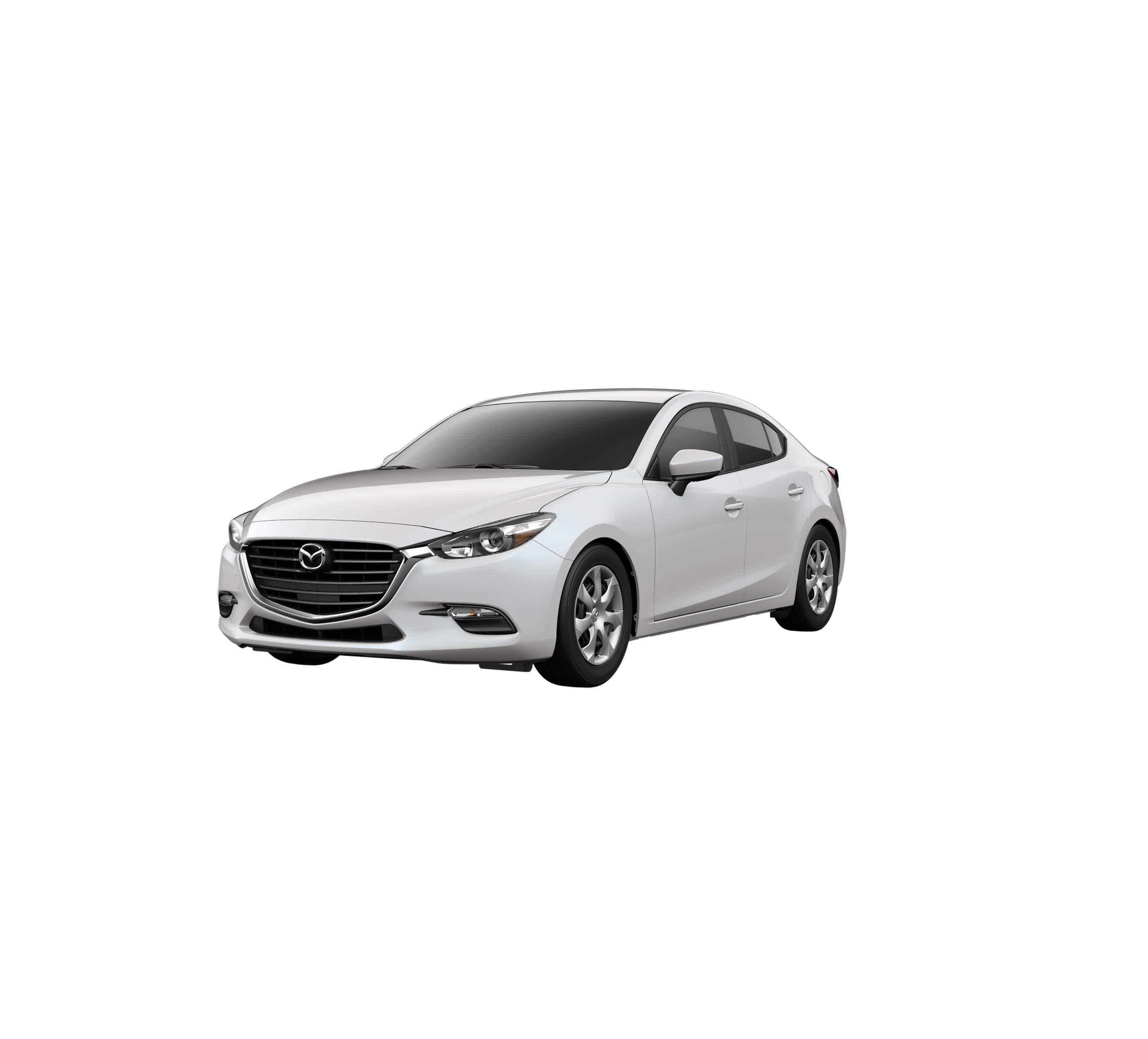 2018 Mazda Mazda3 SPORT AUTO