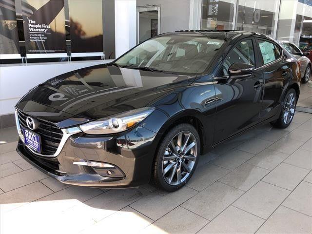 2018 Mazda Mazda3 GRAND TOUR AUTO