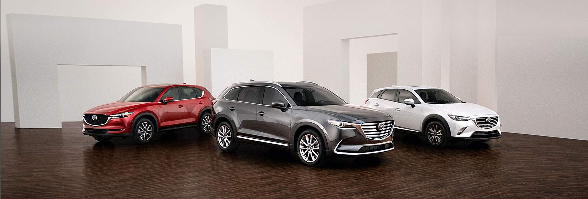 2017 Mazda SUVs in Brookfield