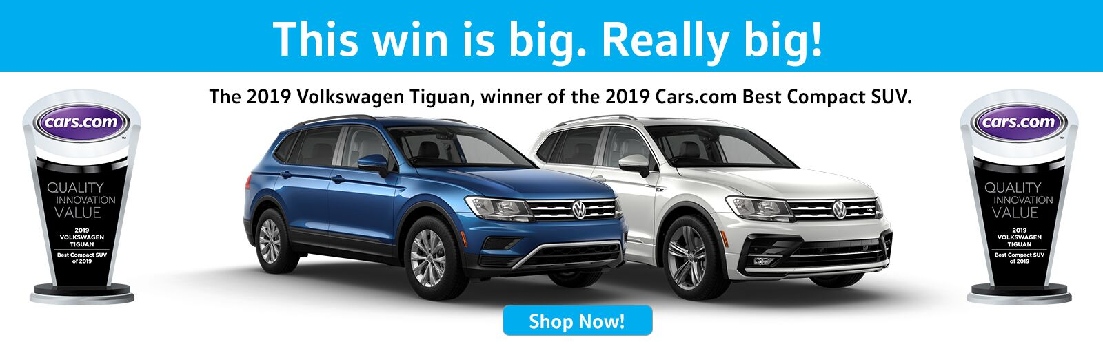 Tiguan Awards