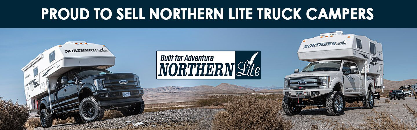 Nothern Lite Truck Campers