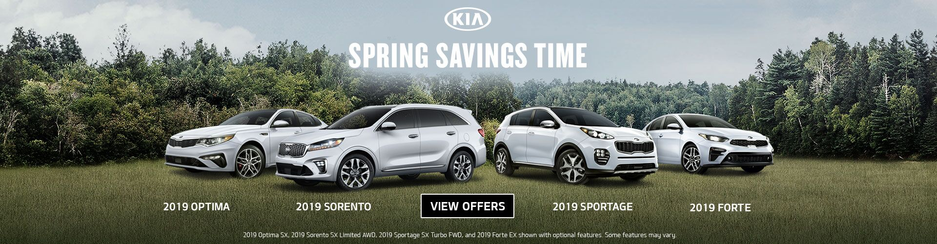 Spring Savings Time